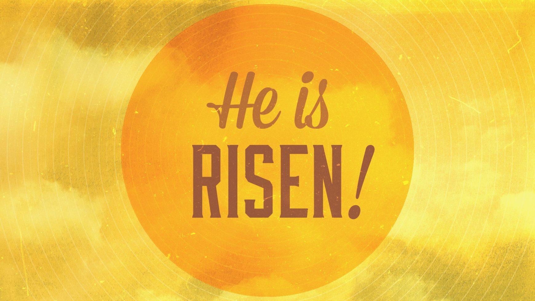Words of Hope – Resurrection