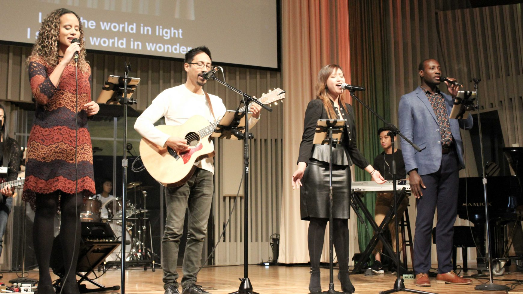 Words of Hope – Worship