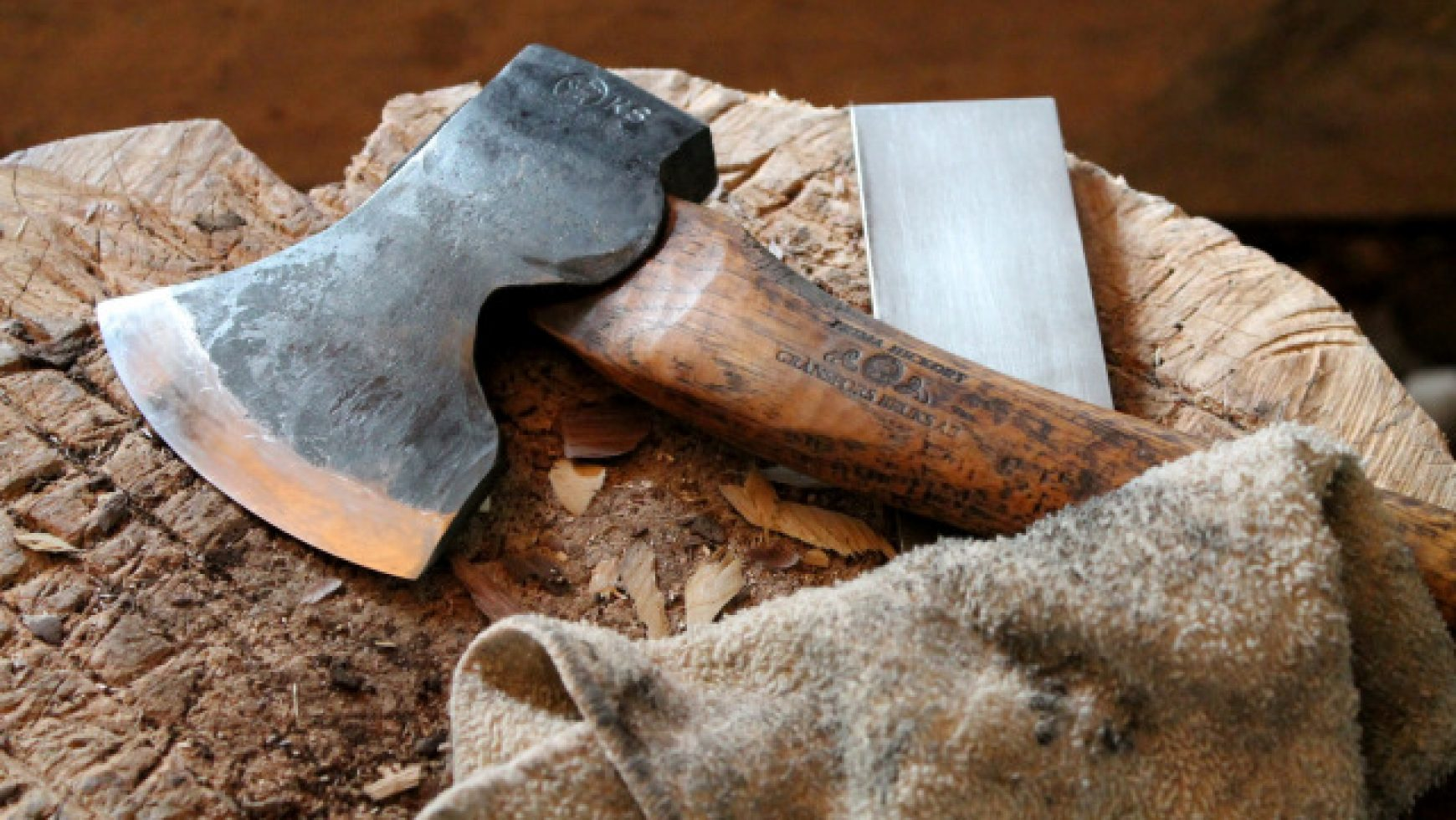 Words of Hope – Sharpening your axe