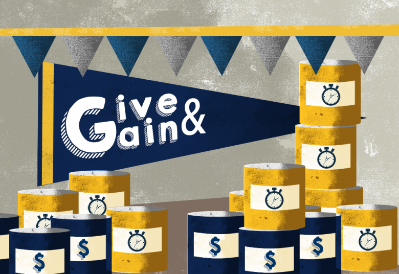 Words of Hope –  Give & Gain