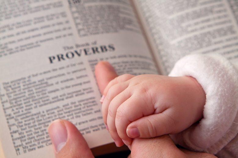 Words of Hope – Child Dedication