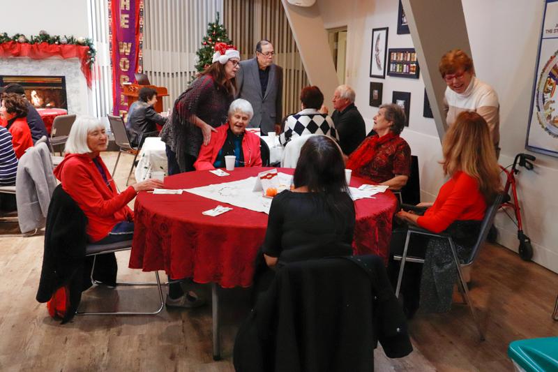 Words of Hope – Christmas Seniors Lunch
