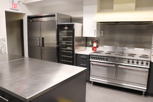 OAC Facility Rental Kitchen