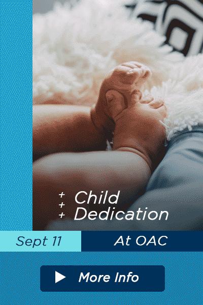 Event-Template-Child-Dedication